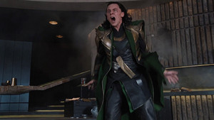 Loki in The Avengers