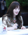Lotte Fansign-Taeyeon - kim-taeyeon photo