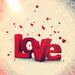 Love is everywhere - love icon