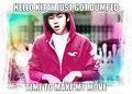 MAKE YOUR MOVE - zico fan art