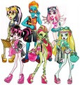 MH beach - monster-high photo