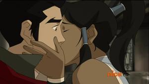 Makorra Kiss
