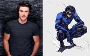 Adam Gregory for Nightwing