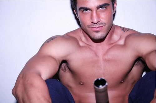 Hottest Actors wallpaper containing a hunk titled Marco Dapper
