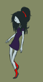 Marcy - marceline fan art