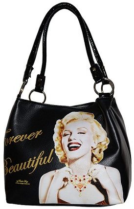 Marilyn Monroe Soft Tote bourse, sac à main