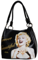 Marilyn Monroe Soft Tote Purse - handbags photo