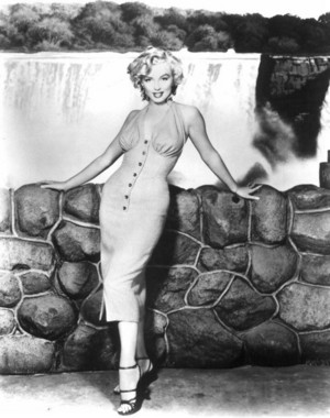 "1953 Film, ""Niagara"""