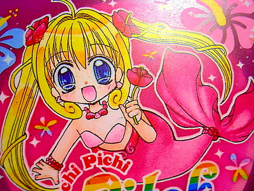 Mermaid Melody Hintergrund possibly with Anime called Luchia Nanami