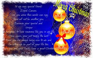 Merry क्रिस्मस