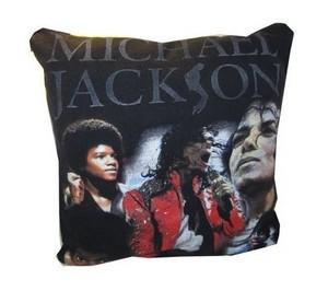 Michael Jackson Throw almohada