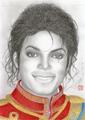 My Ebony Eyes - michael-jackson fan art