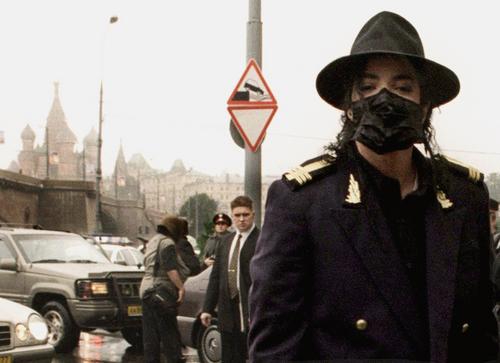 MJ - Moscow september 5 1996