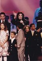 Jackson Family Honors Awards Ceremony Back In 1994 - michael-jackson photo