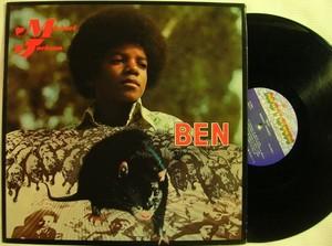 """1972 Motown Release, """"Ben"""""""