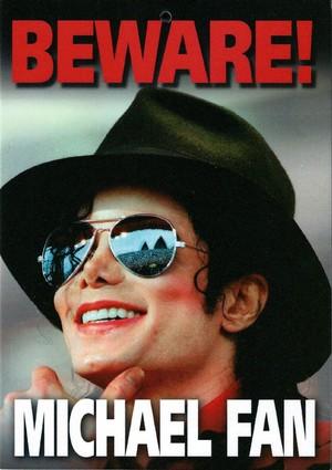 BEWARE... MICHAEL FAN!!!