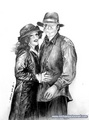 Michael And First Wife, Lisa Marie Presley - michael-jackson fan art