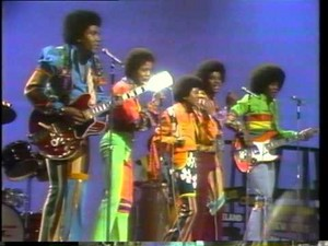 "Jackson 5 1972 Appearance On ""Soul Train"""