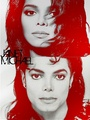 Michael and Janet - michael-jackson fan art