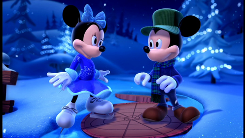 Mickey S Twice Upon A Christmas Images Mickey Amp Minnie