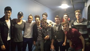 Midnight Red and The WANTED