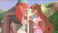 Miele and Flora - the-winx-club photo