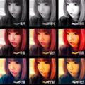 "Minzy's Instagram Update: ""Which one do you like?"" (131024) - 2ne1 photo"