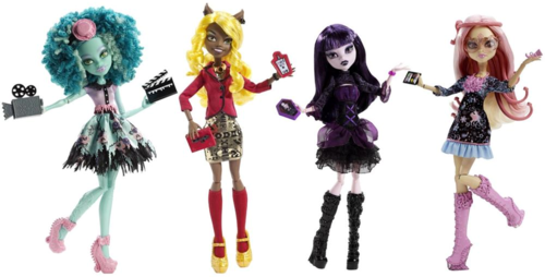 Monster High hình nền entitled New Characters 2014