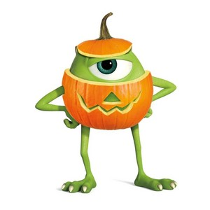 Monsters university Halloween