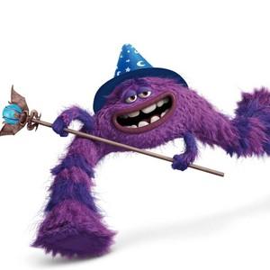 Monsters universidade Dia das bruxas