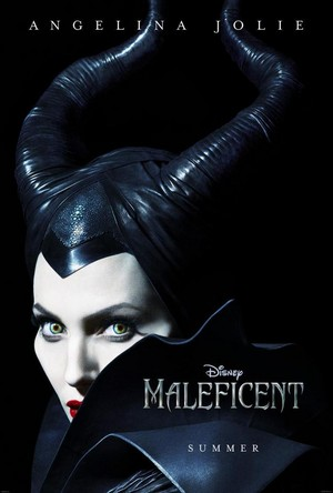 First Poster of disney Maleficent