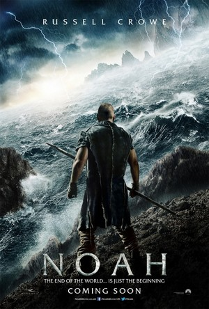 Noah (2014) - Poster