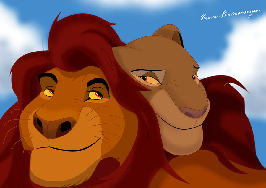 mufasa and sarabi love wwwpixsharkcom images