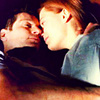 The X-Files photo containing a portrait entitled Mulder & Scully