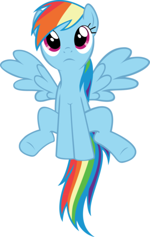 regenboog Dash