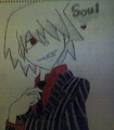 My drawing by maka_chop - soul-eater photo