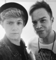 N¡all & Olly - niall-horan photo
