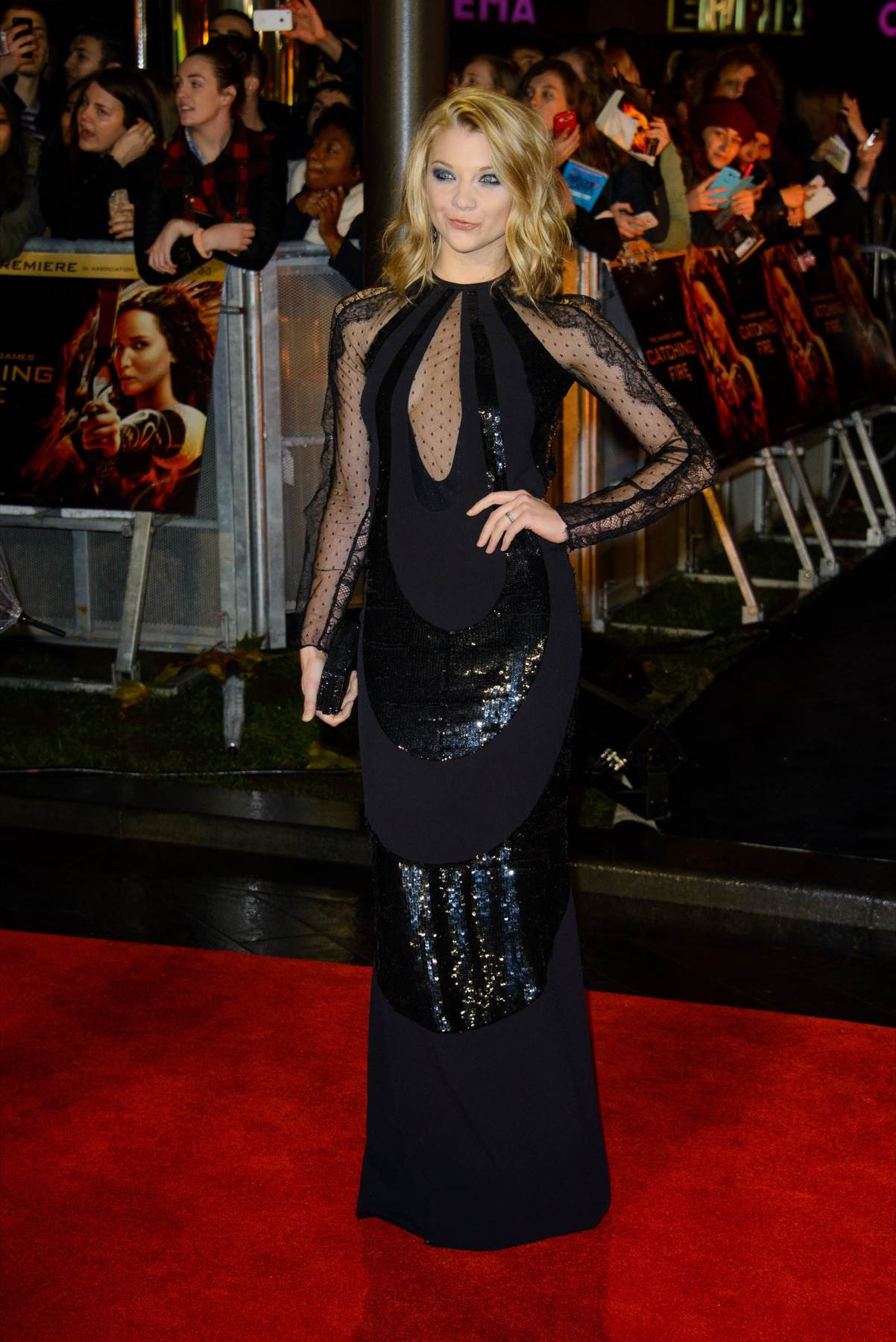 """The Hunger Games: Catching Fire"" - UK Premiere"