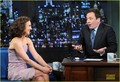 natalie-portman - Late Night With Jimmy Fallon on NBC > Promoting Thor the Dark World wallpaper