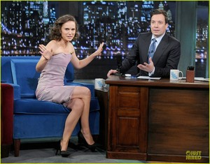 Late Night With Jimmy Fallon on NBC > Promoting Thor the Dark World