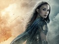 natalie-portman - Thor The Dark World wallpaper