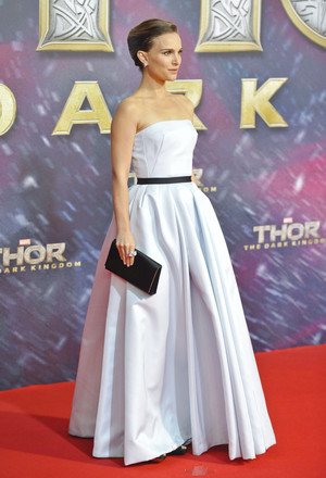 Attending the 'Thor: The Dark World' premiere at CineStar Potsdamer Platz in Berlin, Germany (O
