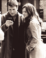 Stanathan-BTS season 5 - nathan-fillion-and-stana-katic photo