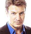 Nathan-Octuber,2013 - nathan-fillion-and-stana-katic photo