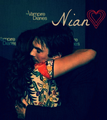 Nian - ian-somerhalder-and-nina-dobrev fan art