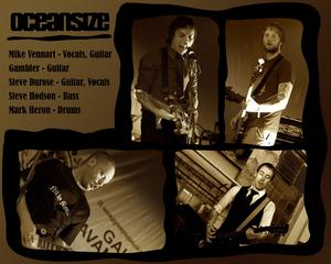 Oceansize Band Members