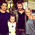 October, 01 - Set Of Chosen - chad-michael-murray photo