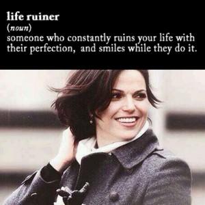 Lana - The life ruiner :)
