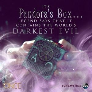 """**•Pandora's Box In 3x07-""""Dark Hollow""""•**"""