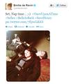 Emilie de Ravin tweet